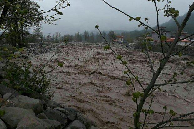 خسارات میلیاردی سیلاب در پیرانشهر + جزئیات