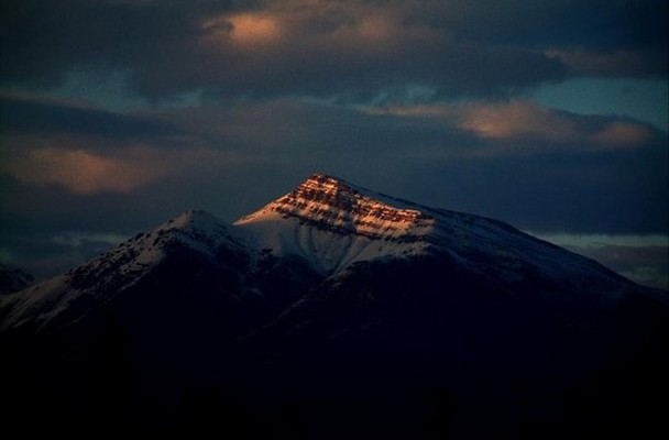 گم شدن در کوهستان