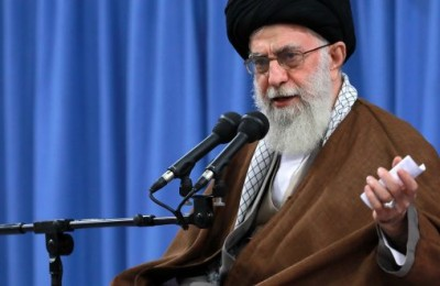 واکنش رهبر به حادثه تروریستی تهران