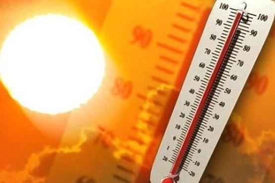 رکوردزنی گرما در پیرانشهر