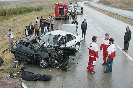 51 فوتی در حوادث رانندگی آذربایجان غربی در یک ماه