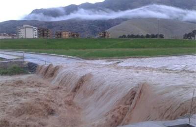 خسارت به بخش کشاورزی آذربایجان غربی