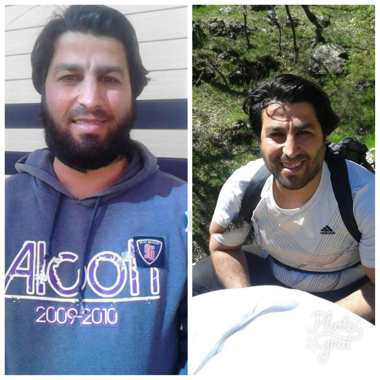 سریاس صادقی تروریست انتحاری مرقد امام اهل غرب کشور است