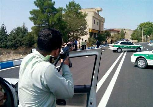 درگیری مسلحانه در بوکان