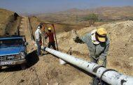 گاز رسانی روستاهای آذربایجان غربی بالای 20 خانوار انجام می شود
