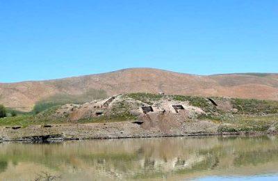 تپه سیلوه کشف آثار ارزشمند تاریخی در تپه باستانی سیلوه پیرانشهر