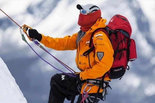 کوهنوردی با تجهیزات کوهنوردی