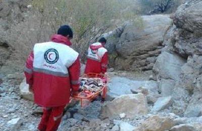 فوت دو کوهنورد در منطقە قلات شاە کوهنوردی بدون تجهیزات کوهنوردی