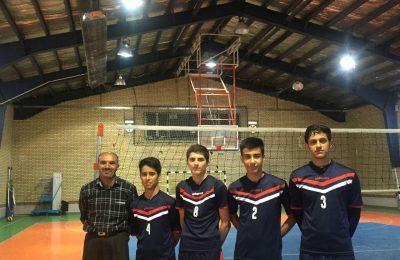 والیبال انتخابی استان
