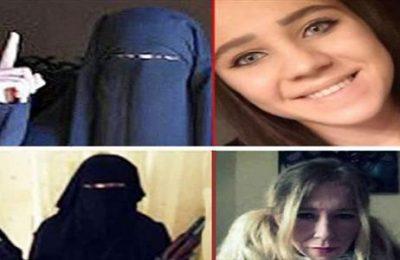 جذابیت داعش برای دختران