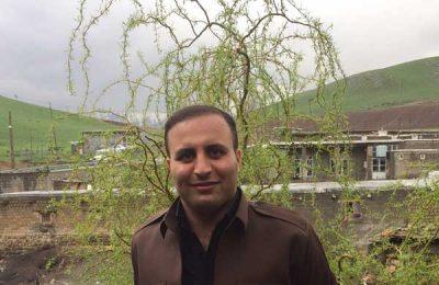 یاسر محمدزاده اقدم سلفی دبیرستان منگور غربی