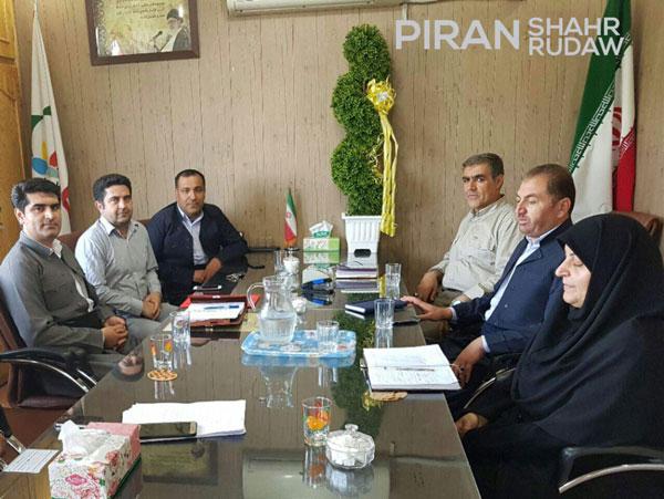 ترکیب کمیسیون های شورای اسلامي پيرانشهر اعلام شد