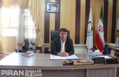 پیام ابراهیم مصطفی پور سرپرست شهرداری پیرانشهر به مناسبت هفته دولت و روز کارمند