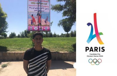 محمد طاهر سرشین استعدادیابی تیم ملی نوجوانان والیبال ایران