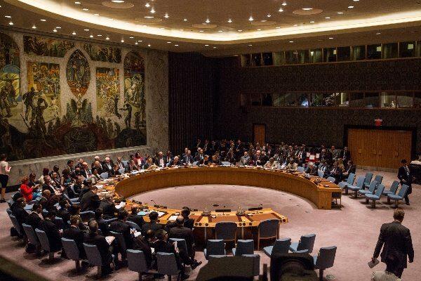 مخالفت شورای امنیت سازمان ملل با رفراندوم استقلال کردستان