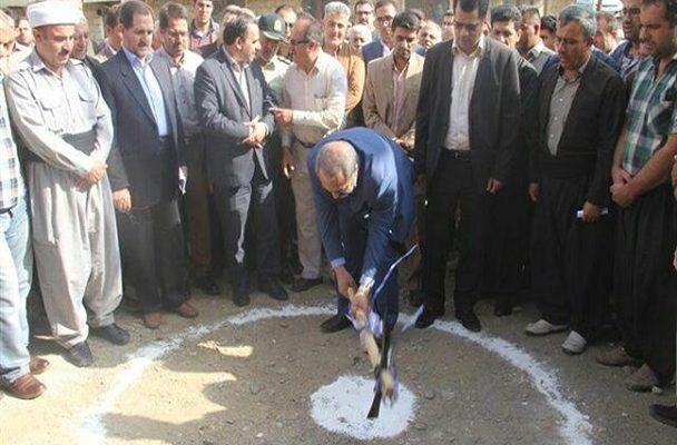 گاز رسانی به 7 روستای پیرانشهر