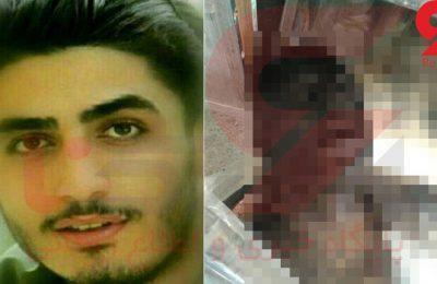 جزئیات قتل جوان مهابادی صادق برمکی