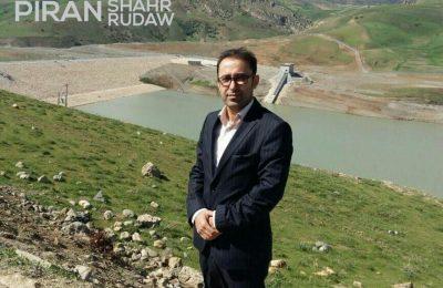 انور سعیدی شهردار پیرانشهر
