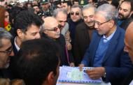 دستاورد میلیاردی شهرداری مهاباد ازسفر وزیر کار