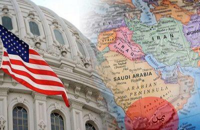 استراتژی ژئوپلیتیک آمریکا در خاورمیانه