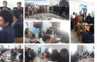 جلسه نشست مشورتی دهیاران بخش لاجان برگزار شد
