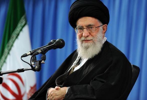 واکنش رهبر ایران به حمله موشکی آمریکا به سوریه