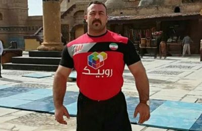 حسن حسن آقایی قویترین مردان ایران