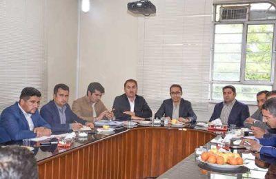 جلسه پرسش و پاسخ شورا و شهرداری پیرانشهر با خبرنگاران