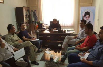 طه ایزان رئیس اداره حفاظت محیط زیست پیرانشهر