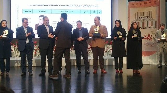 کسب رتبه برتر کشوری در بیست و یکمین برنامه معلم پژوهنده توسط معلمان تلاشگر شهرستان پیرانشهر
