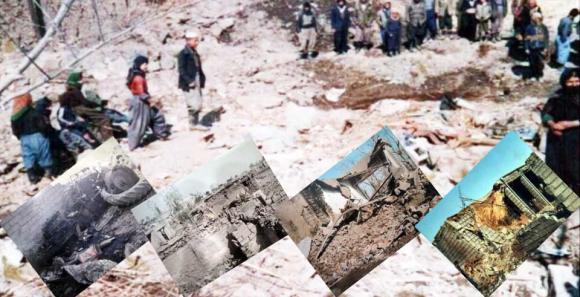 بمباران هوایی 17 اسفند پیرانشهر و دردهای فراموش شده آن
