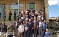 بازدید میدانی معاون عمرانی استاندار از محل پیشنهادی برای احداث سوغانلوی جدید