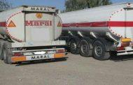 بزرگترین محموله سوخت قاچاق شمالغرب کشور توقیف شد