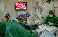 اولین عمل جراحی مغز و اعصاب در بوکان با موفقیت انجام شد