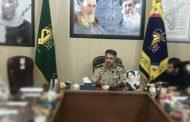 پیام تبریک فرمانده سپاه پیرانشهر  به مناسبت فرارسیدن هفته نیروی انتظامی