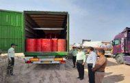 کشف اولین محموله بنزین قاچاق در مهاباد پس از سهمیهبندی