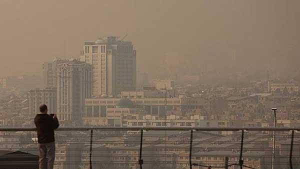آذربایجان غربی دومین استان پر تلفات کشور در روزهای آلوده