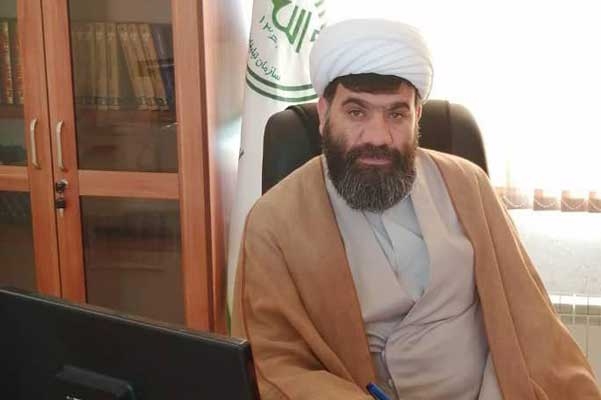 پیام خداحافظی حاج آقا حسن ورهرام ریاست سابق سازمان تبلیغات اسلامی پیرانشهر