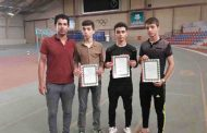 کسب مقام های استانی توسط تیم دومیدانی نوجوانان پیرانشهر در ارومیه