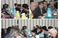 برگزاری جلسه شورای آموزش و پرورش و شورای پشتیبانی نهضت سوادآموزی شهرستان پیرانشهر