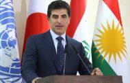 پیام نیچیروان بارزانی رییس اقلیم کردستان عراق برای کنگرە مشاهیر کُرد