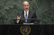 متن سخنرانی دکتر برهم صالح در سازمان ملل
