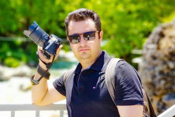 گفتگوی خبرگزاری کردپرس با عکاس خبرنگار پیرانشهر رووداو