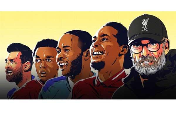 برترین های فوتبال جهان از نگاه سایت ESPN معرفی شدند